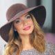 274-1 Женская фетровая шляпа Хелен Лайн