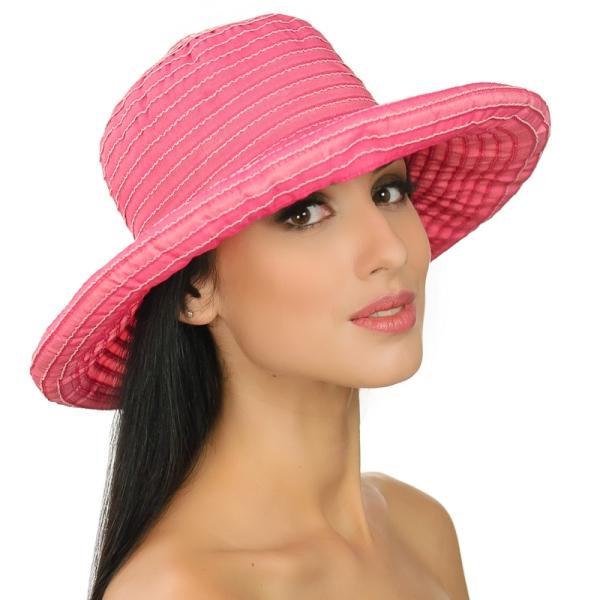 003 Летняя шляпа Del Mare - 25