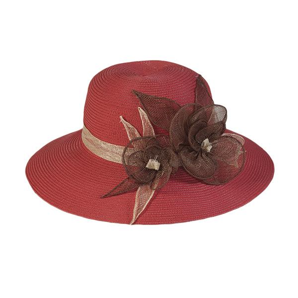 004 Летняя шляпа HatSide