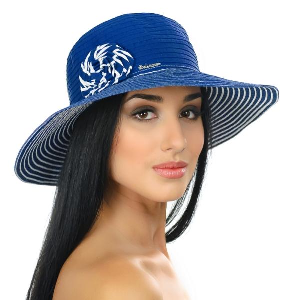 030 Летняя шляпа Del Mare - 05