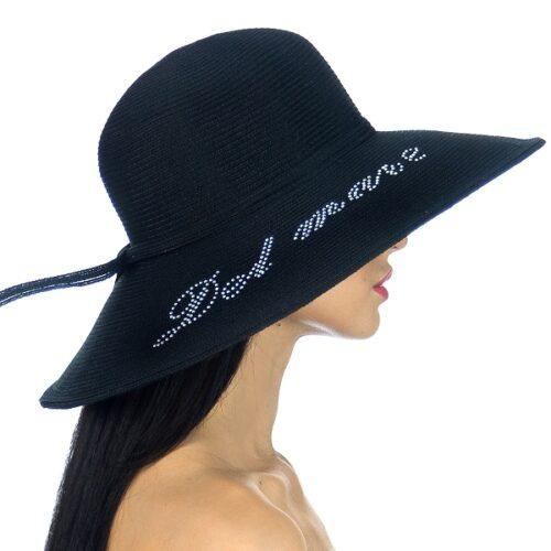 135 Летняя шляпа Del Mare - 01
