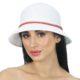 147 Летняя шляпа Del Mare - 02.13