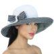 148 Летняя шляпа Del Mare - 02.01