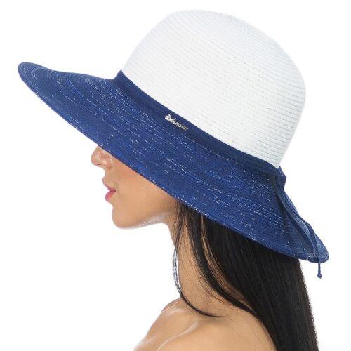 Шляпа летняя Del Mare