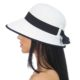 154 Летняя шляпа Del Mare - 02.01