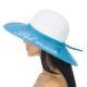 156 Летняя шляпа Del Mare - 02.38