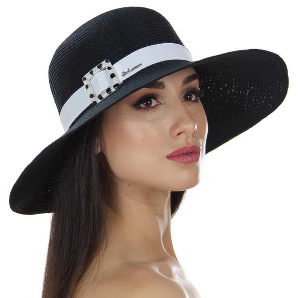 055 Летняя шляпа Del Mare - 01