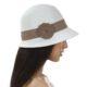 104 Летняя шляпа Del Mare - 02.30