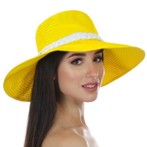 107 Летняя шляпа Del Mare - 42