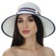 142 Летняя шляпа Del Mare
