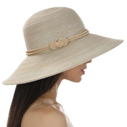 138 Летняя шляпа Del Mare - 10