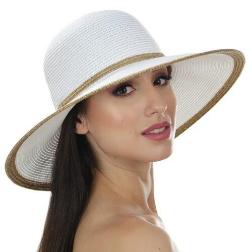 141 Летняя шляпа Del Mare - 02.43