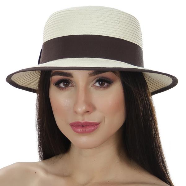 142 Летняя шляпа Del Mare - 09.32