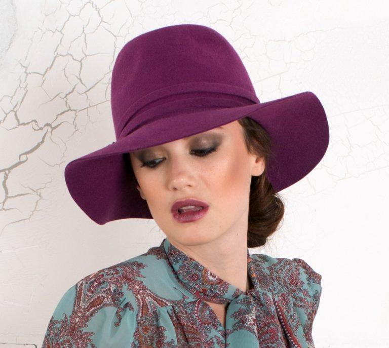 фетровые шляпы Хелен Лайн