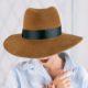 312-2 Фетровая женская шляпа Хелен Лайн