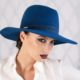 312-3 Фетровая женская шляпа Хелен Лайн