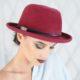 317-1 Фетровая женская шляпа Хелен Лайн