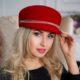 М014  Женская фетровая кеппи Оливия