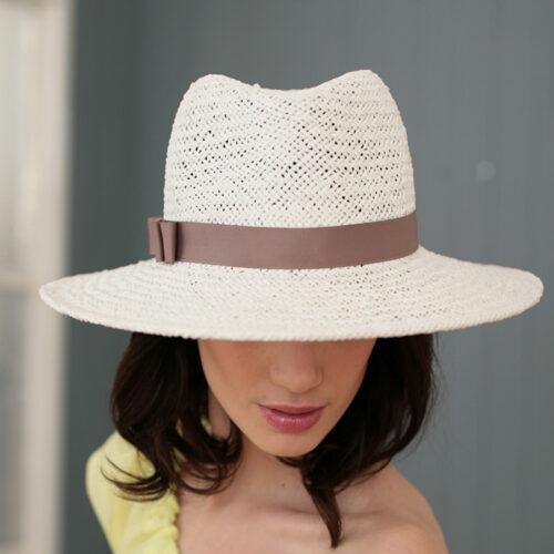 318-1 Летняя шляпа Хелен Лайн