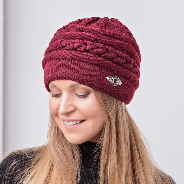 7b3fddeb35c0 Вязаные шапки Лирус. Магазин OdessaHats - головные уборы оптом.