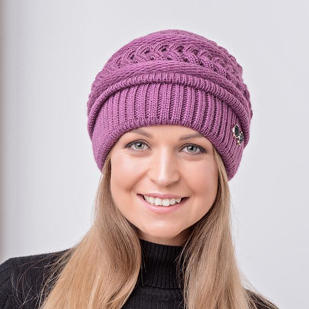 вязаные шапки Лирус