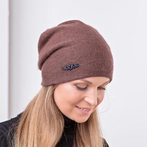 вязаные шапки Fans Caps