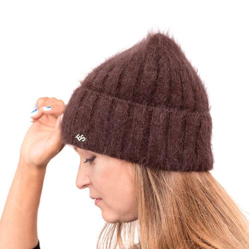шапка вязаная Yuan Meng
