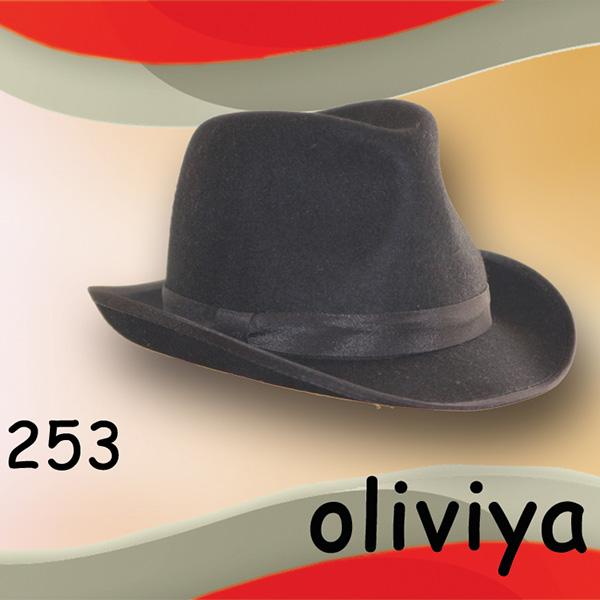 Мужские фетровые шляпы Оливия