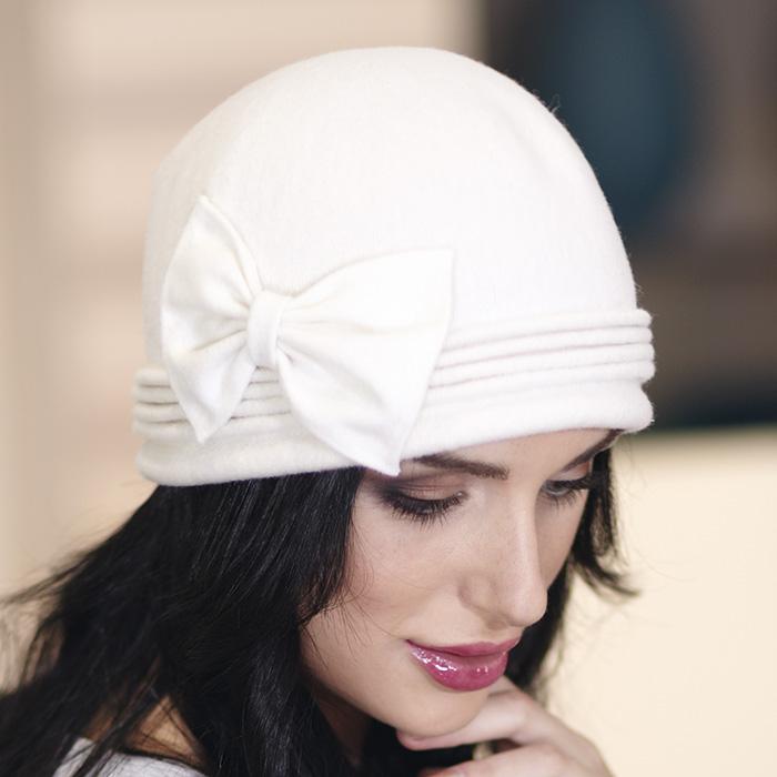 шапки из валяной шерсти Хелен Лайн