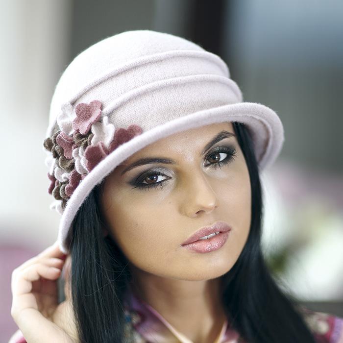 шляпы из валяной шерсти Хелен Лайн