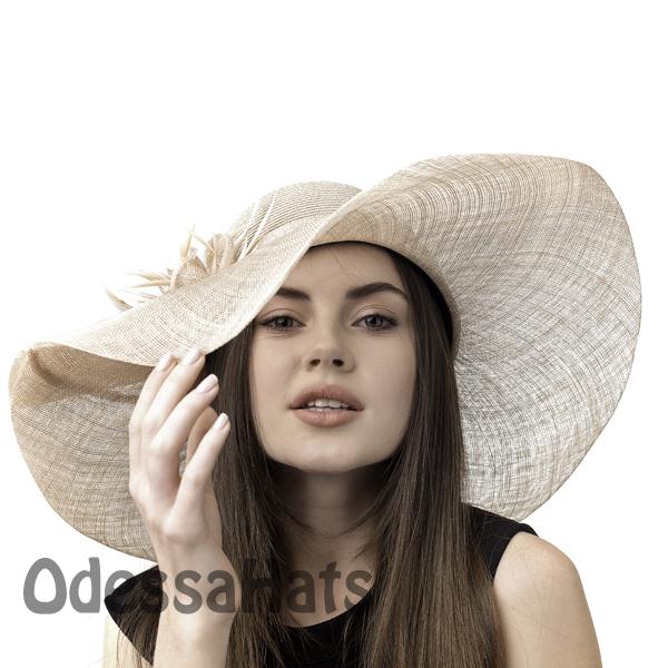 S1005 Летняя шляпа