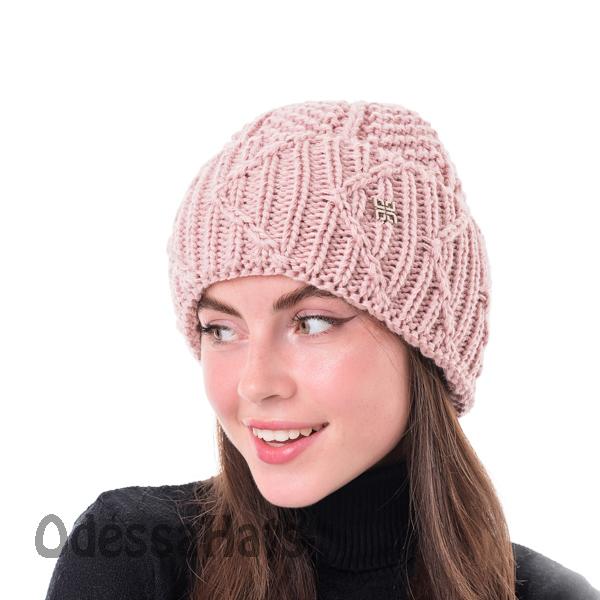 женская шапка Лирус