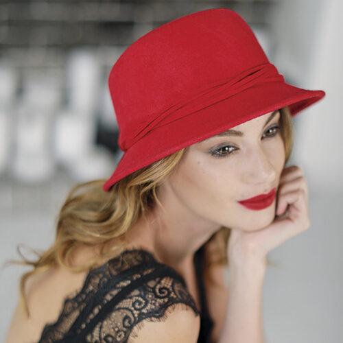 Жіночий фетровий капелюх Хелен Лайн