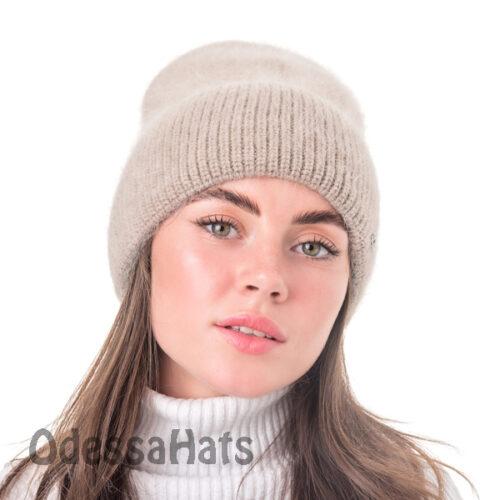 женская шапка Yuan Meng