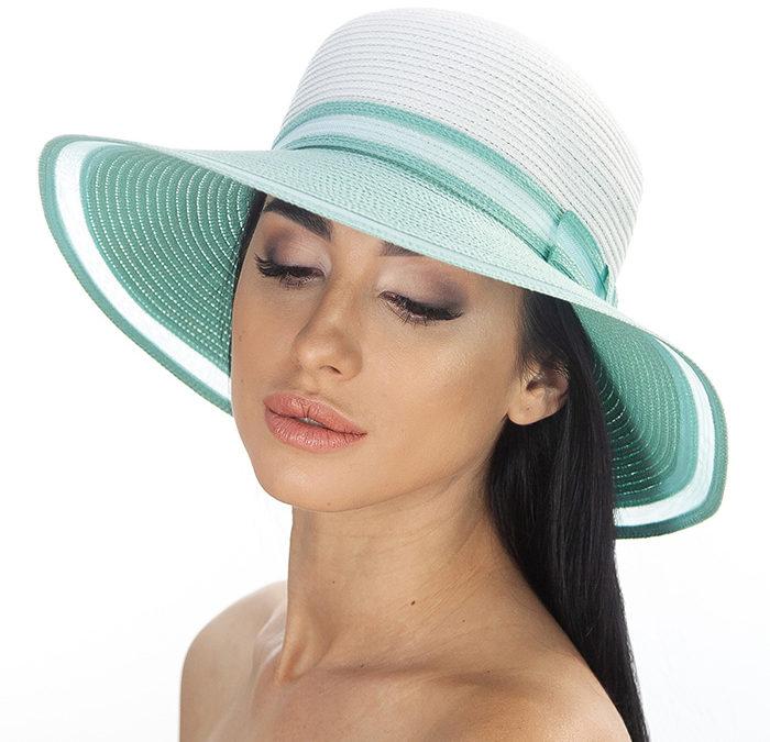 летняя шляпа Del Mare