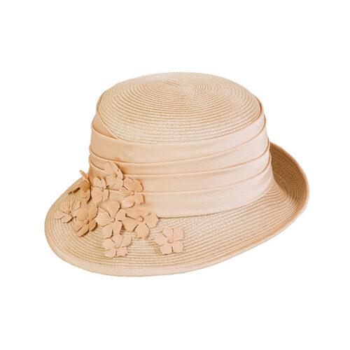 летняя женская шляпа