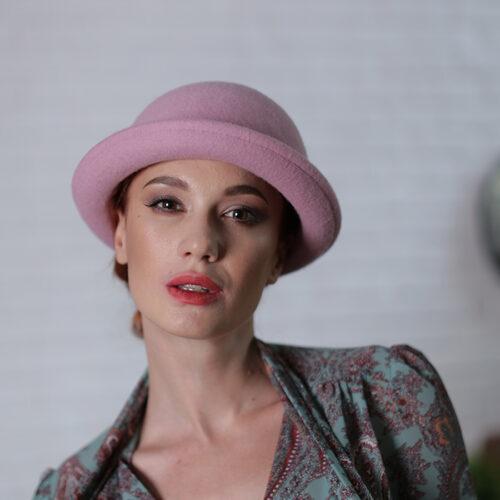 женская фетровая шляпа Хелен Лайн