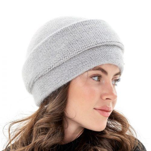 шапка из ангоры