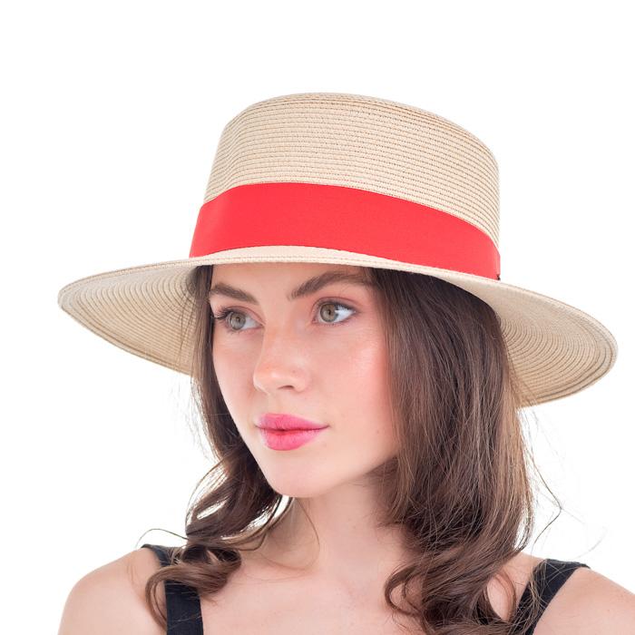 Літній жіночий капелюх