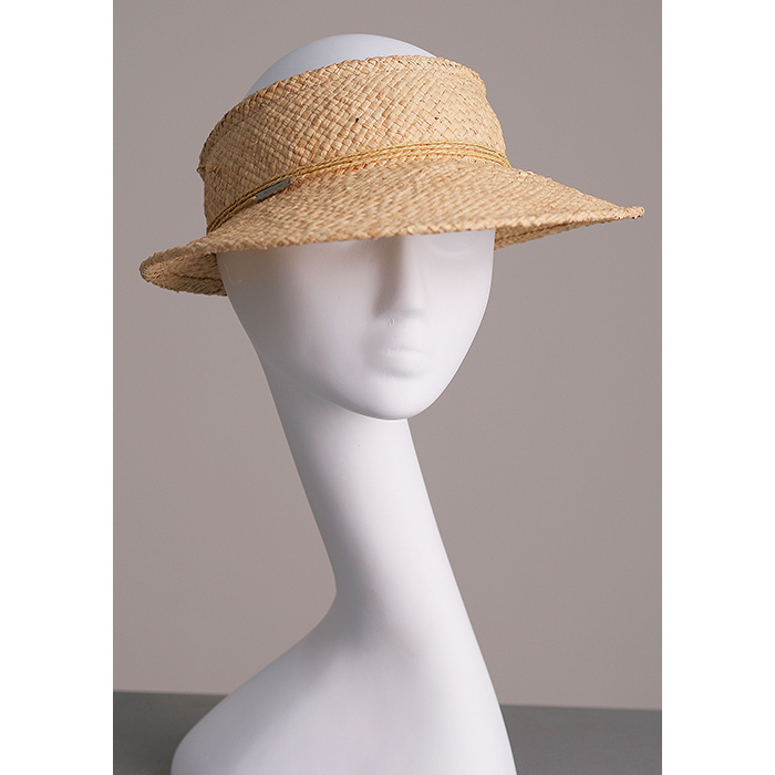 Літній капелюх Хелен Лайн з рафії