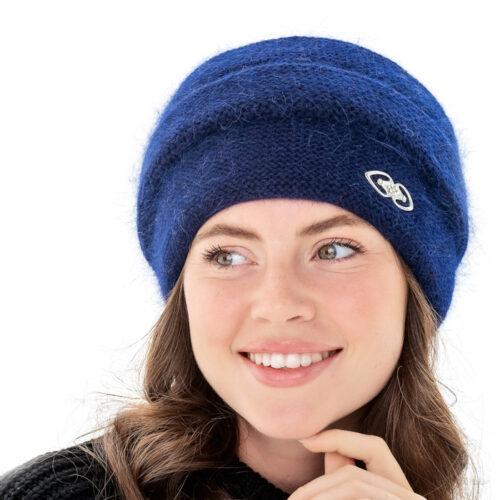шапка ангоровая